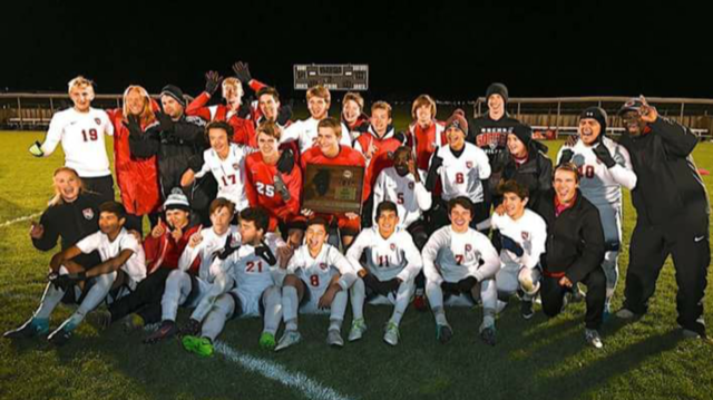 Former BUGC students aiming for IHSA Soccer Crown!