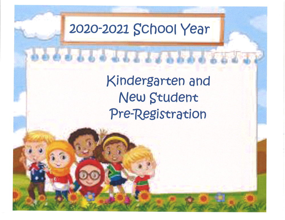 Pre-Registration Info for NEW Students to BESD53 for the 2020-2021 School Year