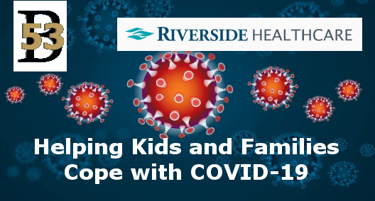 Helping Kids and Families Cope with COVID-19