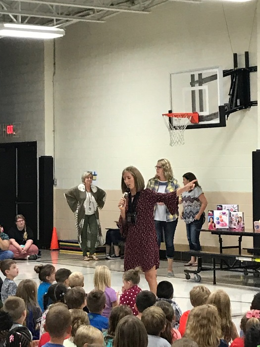 Summer Reading Assembly