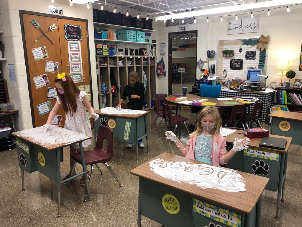 Mrs. Hanhart's Fundations activity