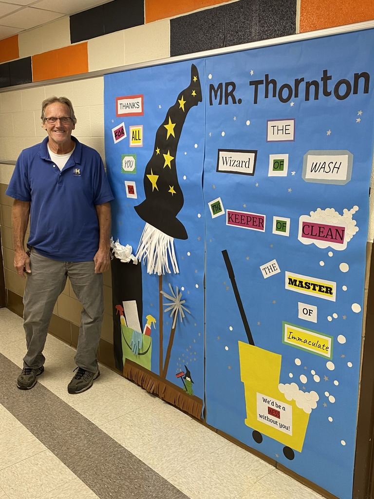 Mr. Thornton's retirement